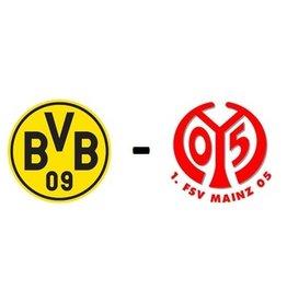 Borussia Dortmund - 1. FSV Mainz Arrangement