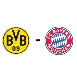 Borussia Dortmund -   Bayern Munchen Reisegepäck