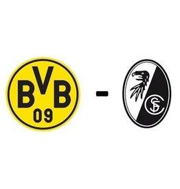 Borussia Dortmund - SC Freiburg Reisegepäck