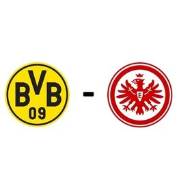 Borussia Dortmund - Eintracht Frankfurt Arrangement