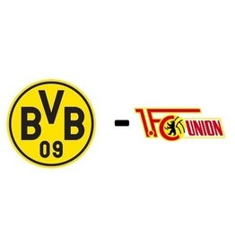 Borussia Dortmund - 1. FC Union Berlin Arrangement