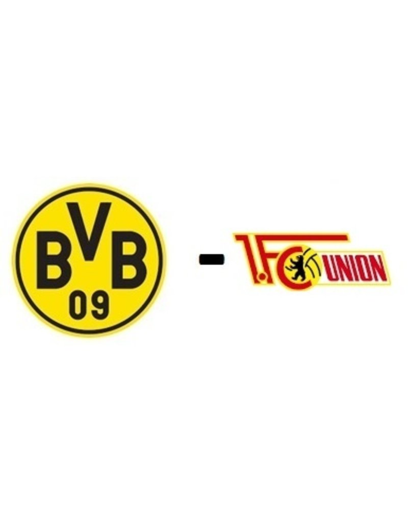 Borussia Dortmund - 1. FC Union Berlin Arrangement 19 september 2021