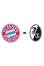 Bayern Munchen - SC Freiburg Arrangement 6 november 2021