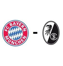 Bayern Munich - SC Freiburg Package