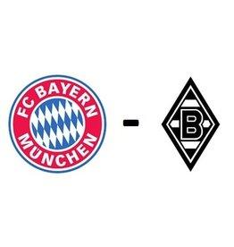 Bayern Munich - Borussia Monchengladbach Package