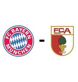 Bayern Munich - FC Augsburg Package