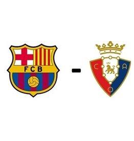 FC Barcelona - Osasuna Reisegepäck