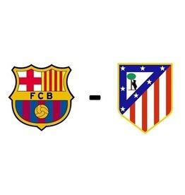 FC Barcelona - Atletico Madrid Arrangement