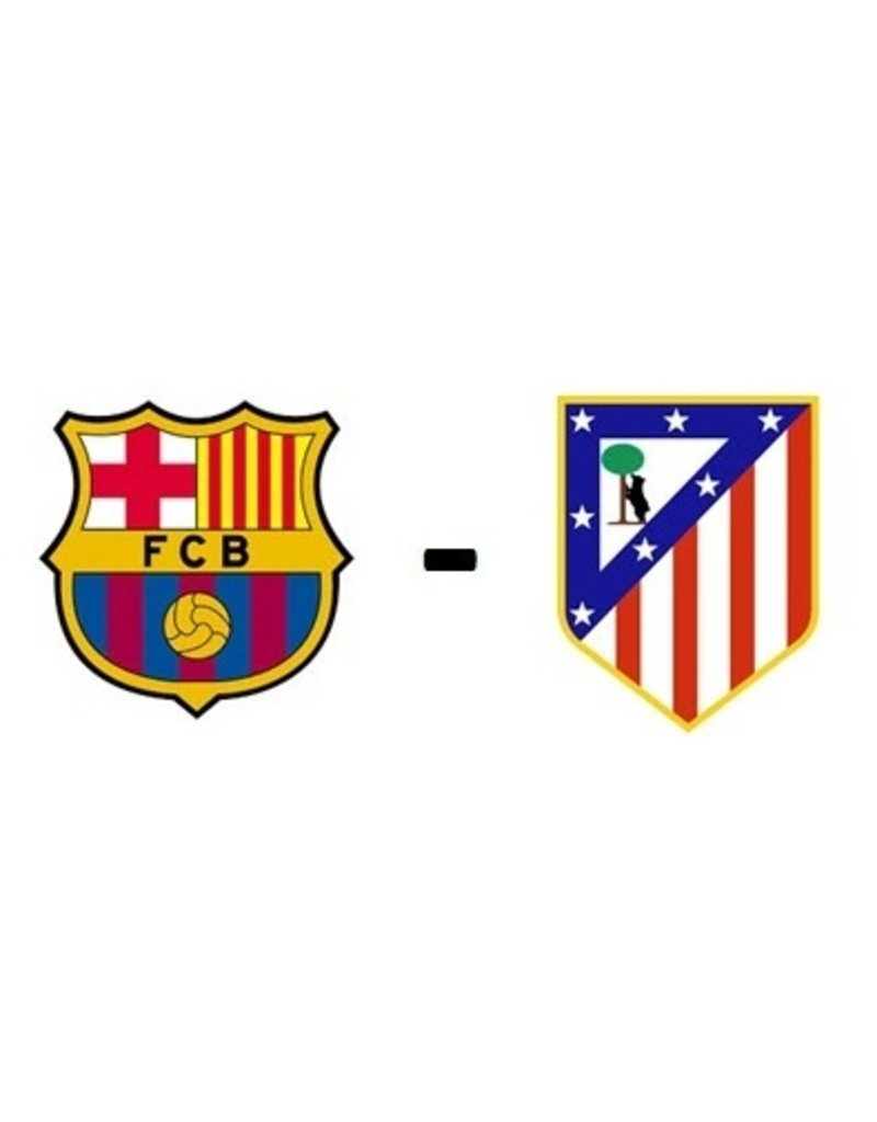 FC Barcelona - Atletico Madrid Arrangement 6 februari 2022