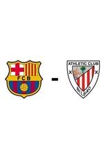 FC Barcelona - Athletic Club Arrangement 27 februari 2022