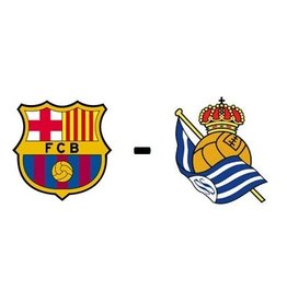 FC Barcelona - Real Sociedad Arrangement
