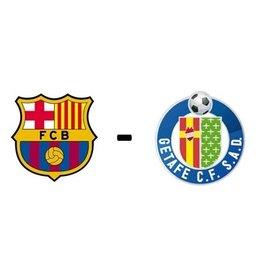 FC Barcelona - Getafe Arrangement