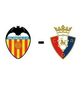Valencia - Osasuna Arrangement