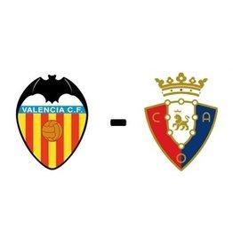 Valencia - Osasuna Package