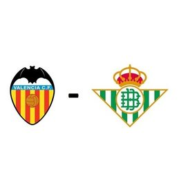 Valencia - Real Betis Arrangement