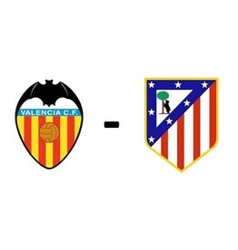 Valencia - Atletico Madrid Arrangement