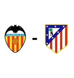 Valencia - Atletico Madrid Package