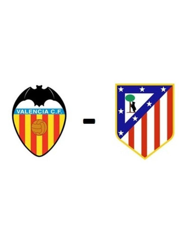 Valencia - Atletico Madrid Arrangement 7 november 2021
