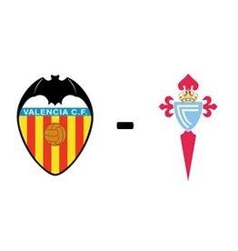 Valencia - Celta de Vigo Arrangement