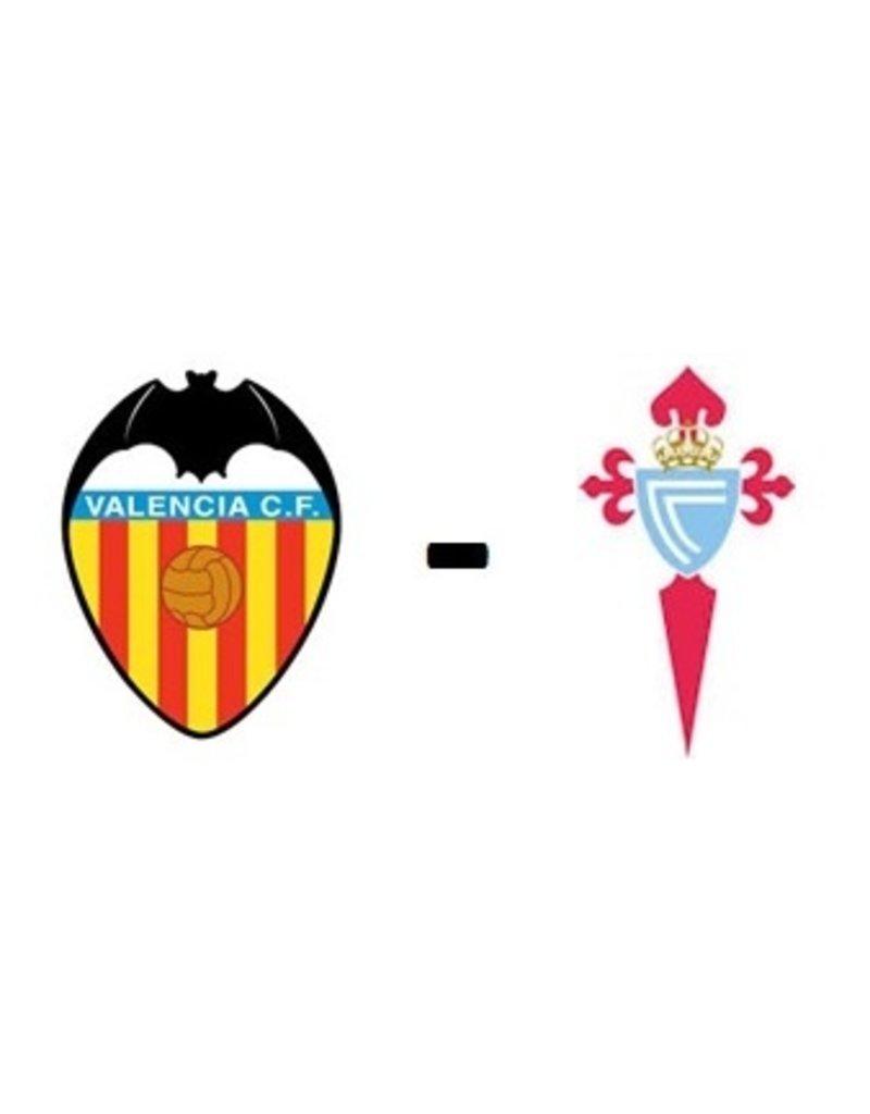 Valencia - Celta de Vigo Arrangement 22 mei 2022