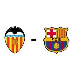 Valencia - FC Barcelona Arrangement