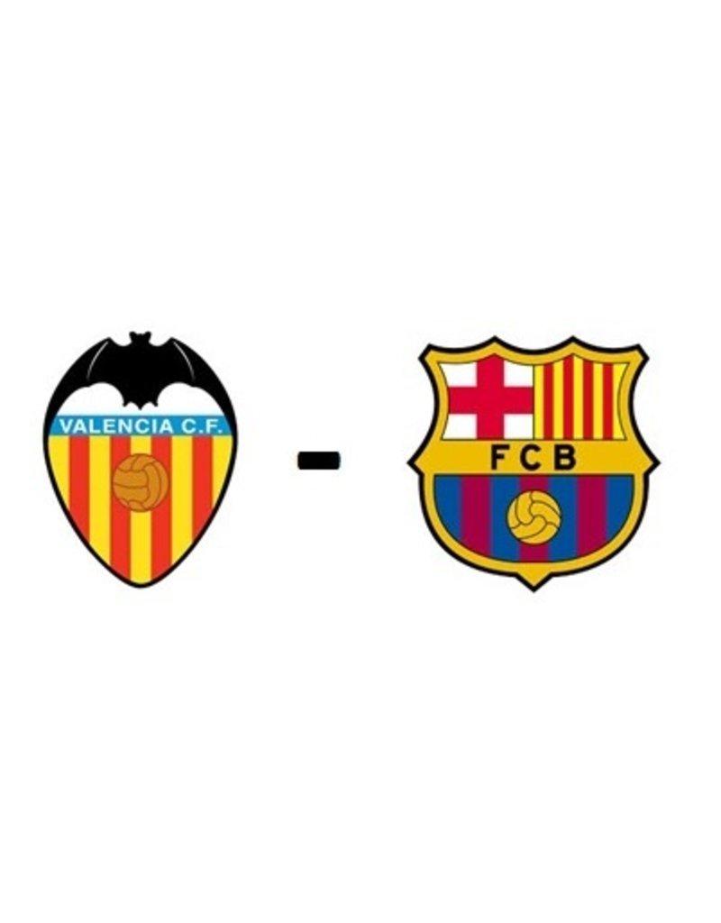 Valencia - FC Barcelona Arrangement 20 februari 2022