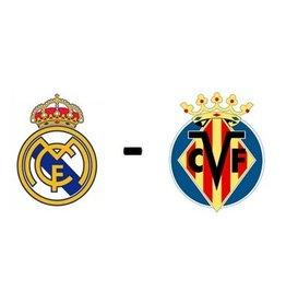 Real Madrid - Villarreal Arrangement