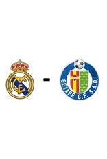 Real Madrid - Getafe Arrangement 10 april 2022
