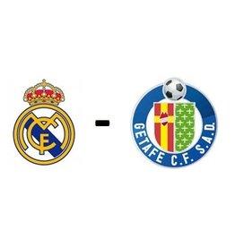 Real Madrid - Getafe Arrangement