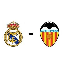 Real Madrid - Valencia Arrangement