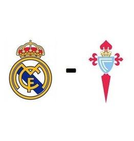 Real Madrid - Celta de Vigo Arrangement
