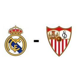Real Madrid - Sevilla Arrangement