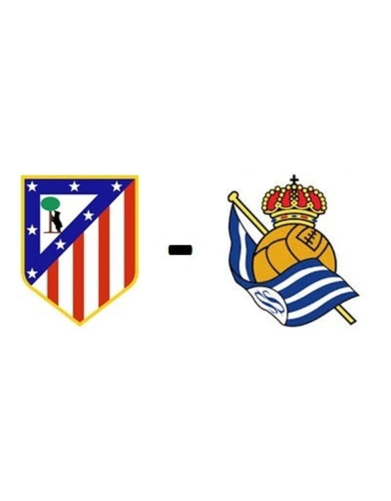 Atletico Madrid - Real Sociedad Arrangement 24 oktober 2021