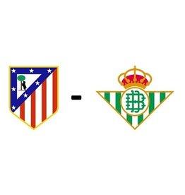 Atletico Madrid - Real Betis Arrangement