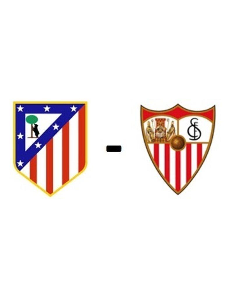Atletico Madrid - Sevilla Arrangement 15 mei 2022
