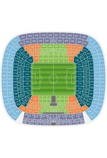 Real Madrid - Rayo Vallecano Arrangement 7 november 2021