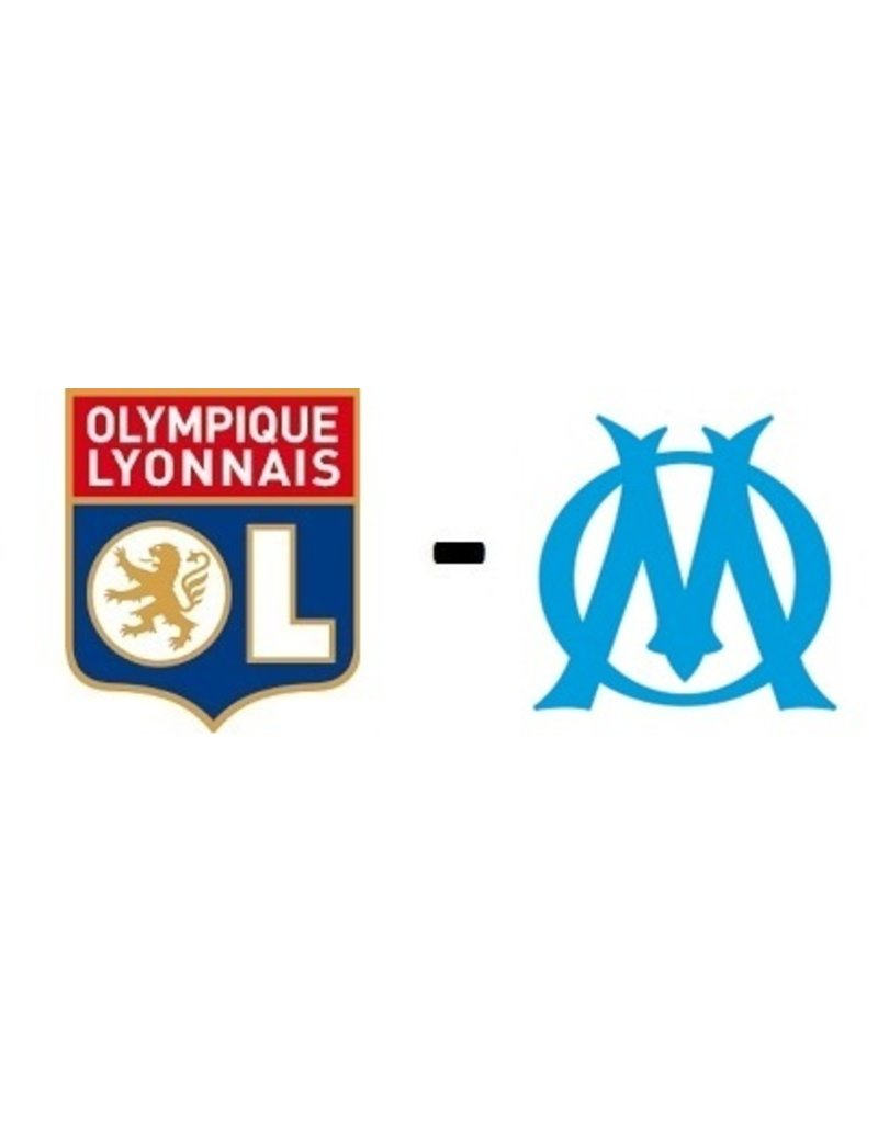 Olympique Lyon - Olympique Marseille 21 november 2021