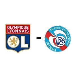 Olympique Lyon - Strasbourg