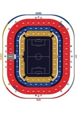 Olympique Lyon - Montpellier 24 april 2022
