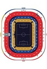 Olympique Lyon - Angers 3 april 2022