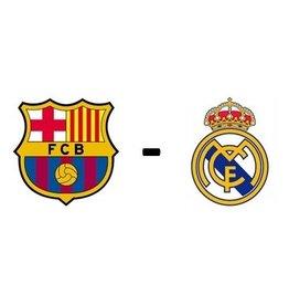 FC Barcelona - Real Madrid Reisegepäck