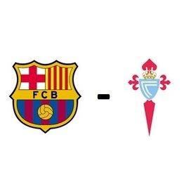 FC Barcelona - Celta de Vigo Arrangement