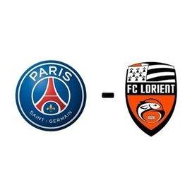 Paris Saint Germain - FC Lorient