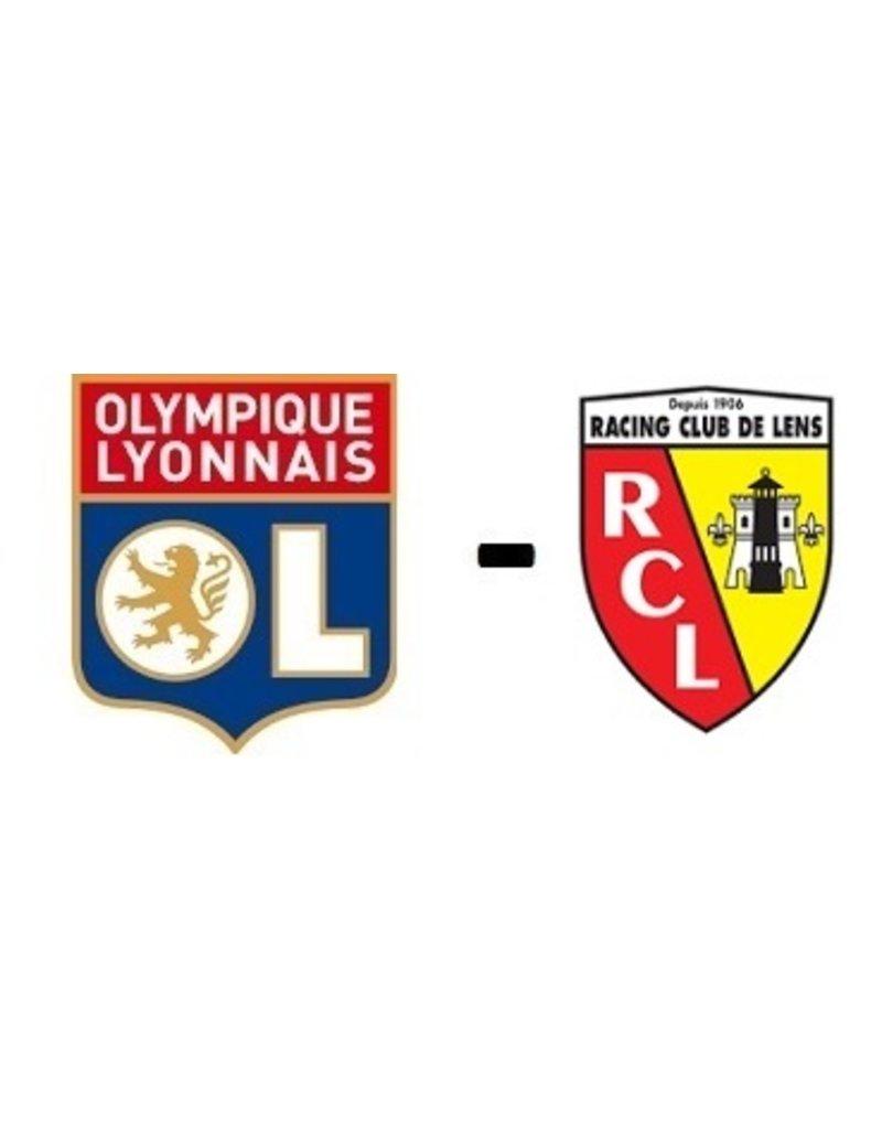 Olympique Lyon - RC Lens 31 oktober 2021