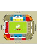 Bayer Leverkusen - Arminia Bielefeld 26 februari 2022
