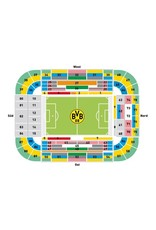 Borussia Dortmund - Arminia Bielefeld 12 maart 2022