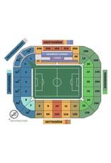 Borussia Monchengladbach - Arminia Bielefeld 11 september 2021