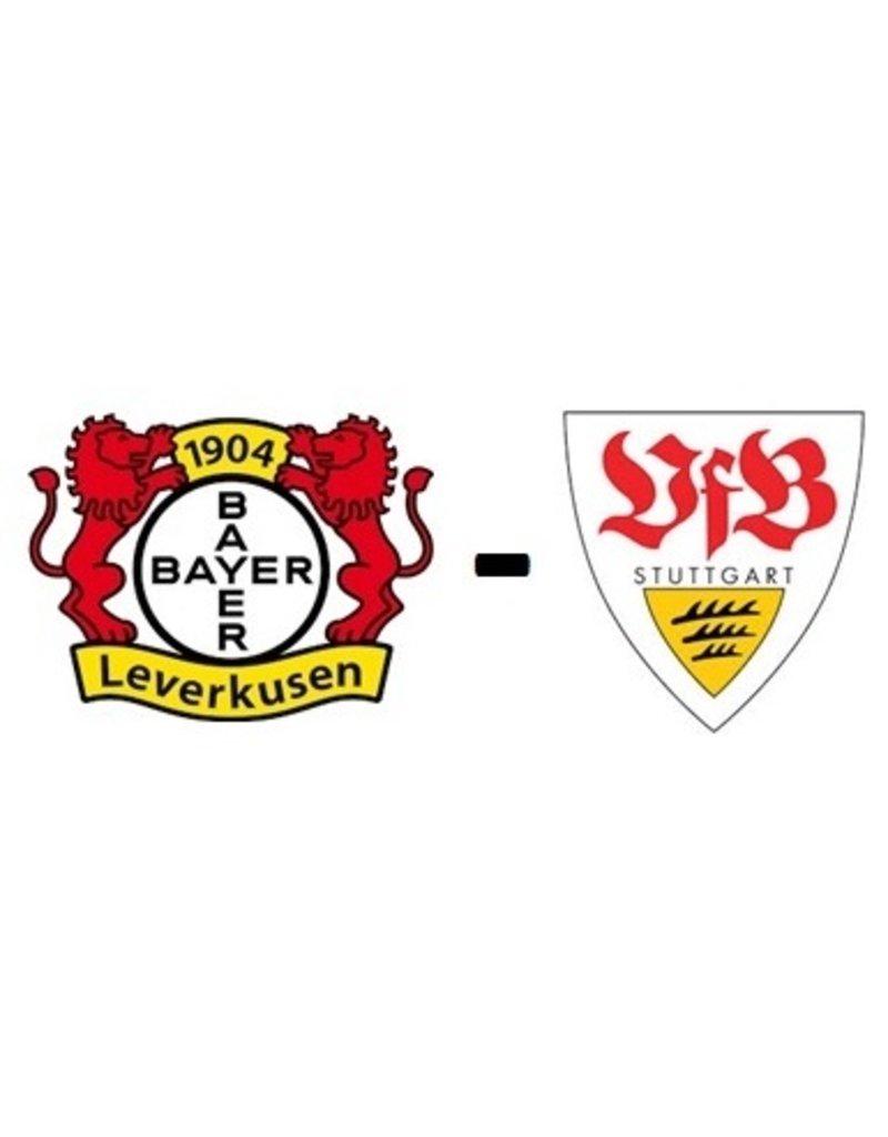 Bayer Leverkusen - VFB Stuttgart 12 februari 2022