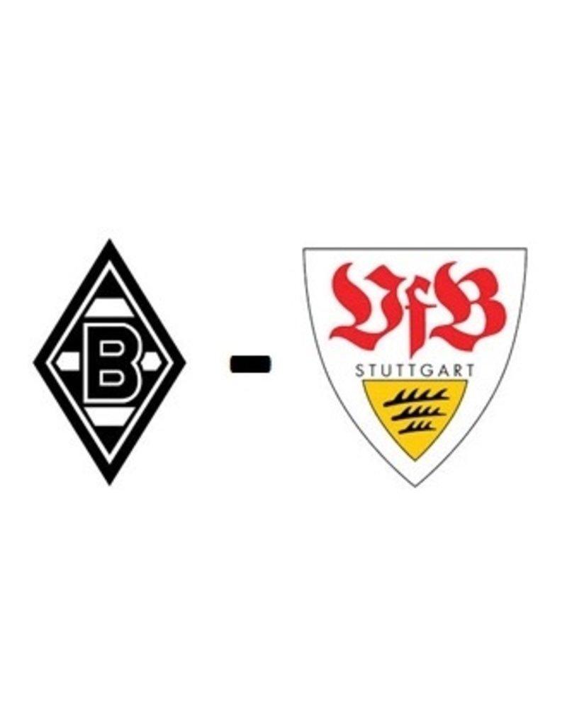 Borussia Monchengladbach - VFB Stuttgart 16 oktober 2021