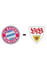 Bayern Munchen - VFB Stuttgart Arrangement 7 mei 2022